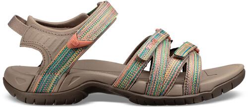 Teva Verra Sandals Women Suri Taupe Multi Schuhgröße US 9 Komfortabel Günstig Online 2Icd28
